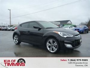 2013 Hyundai Veloster Tech Sunroof Navigation Rear Camera