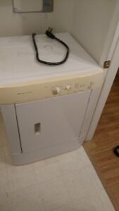 Laveuse & Secheuse / Washer & Dryer