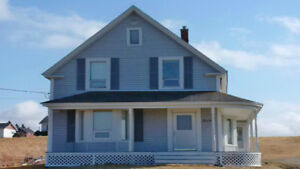 Ocean View Get-away Vacation Rental in Church Point (Clare) NS