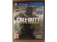 Call Of Duty Infinite Warfare, PlayStation 4 Game