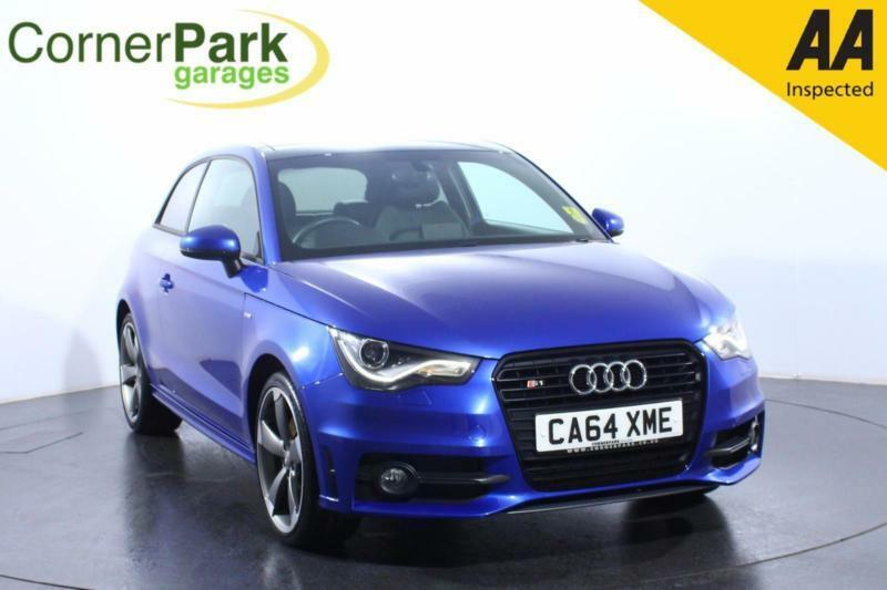 2014 AUDI A1 BLACK EDITION TFSI HATCHBACK PETROL