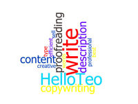 Web content, creative writing, editing, proofreading