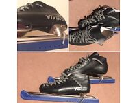 Viking speed ice skates