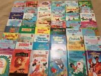 Disney Wonderful World of Reading books. 49 books in total