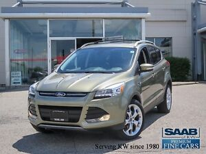 2013 Ford Escape Titanium 4WD Navigation Power Sunroof