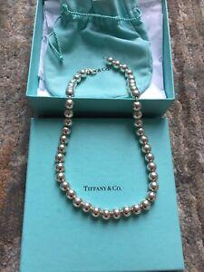 Tiffany & Co Bead Necklace