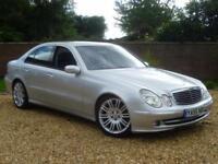 2005 55, Mercedes-Benz E280 CDI 3.0TD CDI 7G-Tronic Sport Saloon
