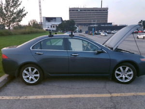 2005 Acura TSX 206,000kms 6spd Manual.