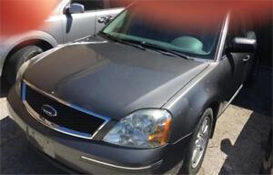 2006 Ford Five Hundred SEL Accident free and LOW KM