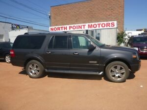 2007 Ford Expedition Limited 4DR SUV 4WD (5.4l 8cyl 6A)
