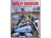 Harley Davidson- The legend by Grant Leonard