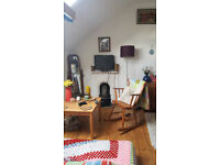 Lovely Double Bed Attic Room for Rent in Aigburth