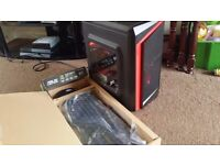 Gaming Intel i5 2.4Ghz PC, 4GB DDR3 RAM, 500GB HD, Geforce GT 710 2GB, Gaming Case, Gaming Key Mouse