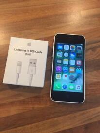 iPhone 5c, 16gb, White, Vodaphone