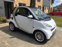 Smart Fortwo 2010 White Passion CDI Diesel Low Mileage Mint Condition