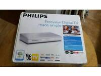 Philips freeview digital terrestrial television receiver