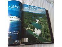 A Set (12) Beautiful British Columbia Magazines