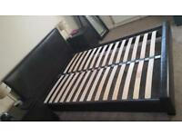 Double Bed - Frame & Mattress