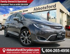 2017 Chrysler Pacifica Limited Ex Demo