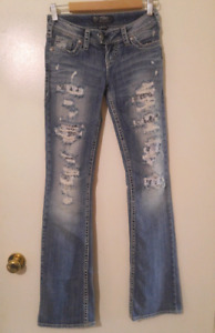 Silver ( brand) Jeans