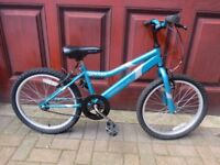 GREAT GIRLS 20 WHEELED BIKE.;APOLLO MIRAGE.EXCELLENT CONDITION.ALL FULLY WORKIN