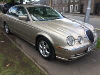 1999 V Jaguar S-TYPE 3.0 auto V6 SE 4 DOOR IN SHOWROOM CONDTION