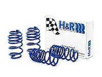 Focus H&R lowering springs MK3