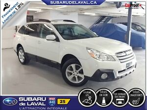 2013 Subaru Outback 3.6R Limited EyeSight Awd *Cuir et Navigatio