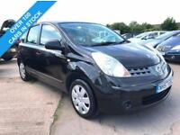 2008 NISSAN NOTE 1.4 VISIA LONG MOT FULL SERVICE HISTORY 2 OWNERS