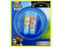 Official Paw Patrol Boys Lunch Set