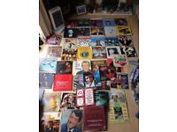 Lots of vinyls for sale