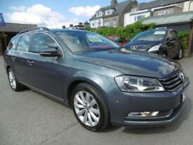 2013 Volkswagen Passat 2.0 TDI Bluemotion Tech Highline 5dr 5 door Estate