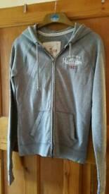Hollister ladies hoodie large