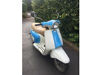 Lambretta Scooter REDUCED PRICE