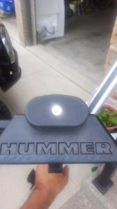 Hummer h2 roof stand rack