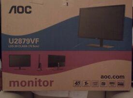 "28"" LED Monitor - 4K UltraHD"