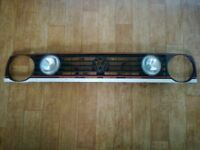Front grille for Mk2 Golf