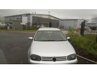 golf tdi 100bhp pd px or swap bargain 18bbs leater look be quick!!