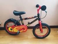 """14""inch kids bike"