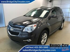 2013 Chevrolet Equinox LT- Leather, Heated Seats, NAV!