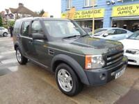 2006 06 LANDROVER DISCOVERY 2.7 TDV6S AUTOMATIC GOOD AND BAD CREDIT CAR FINANCE