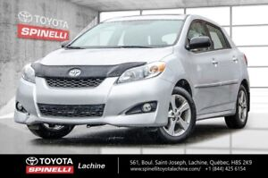 2013 Toyota Matrix TOURING TOIT MAGS ET ++ 90 DAYS WITHOUT PAYME