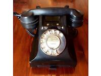 Bakerlite Telephone (working)