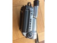 Cannon UC5000 8mm camcorder ,with charger & remote