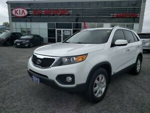 2012 Kia Sorento LX AWD We Sold New