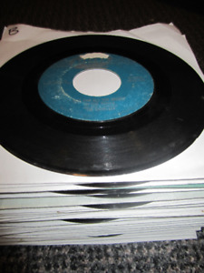 Pop Records - Vinyl 45s from 50s and 60s