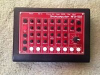 MFB-522 Drumcomputer analog drum machine