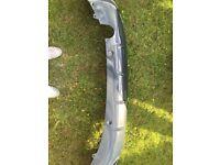 Astra j vx line bumper