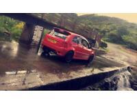 Ford Fiesta Mk6 ST 185HP