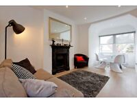 1 bedroom period conversion top floor flat to rent. 1 minute walk to Palmers Green Station.